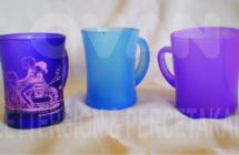Mug dan Gelas Warna warni Souvenir