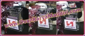 Letter_Acrylic kotak saran Swiss Bel inn Malang - CV.OvanKaryaMandiri.Advertising-di-Malang