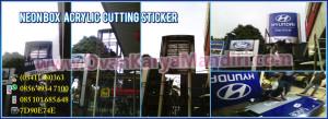 Renovasi & Bikin NeonBox Prod.CV.OvanKaryaMandiri Raya-Tlogomas Malang