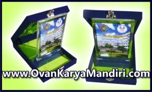 Vandel Plakat Acrylic + fiber + Box - OvanKaryaMandiri Advertising Raya Tlogomas 13 Malang