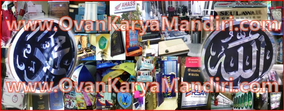 CV. Ovan Karya Mandiri Advertising – Percetakan | Raya Tlogomas 13 Malang